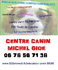 Centre canin Michel Gioe Hondeghem