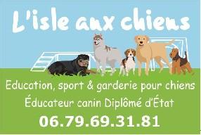L'isle aux chiens Trept